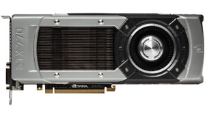 NVIDIA GeForce GTX 770 Founders Edition 2GB GDDR5 PCI-E GPU Video Graphics Card