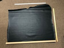 Carbon Fiber Embossed Leather Hides - New from Euro Leathers