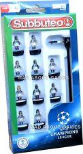 JUVENTUS UEFA CHAMPIONS LEAGUE Subbuteo Team Football Soccer Game Figures