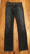 Chip & Pepper Young & Free  Pamela Straight Leg Jeans Size 24 Inseam 32