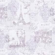 The Louvre Plum Wallpaper - Arthouse