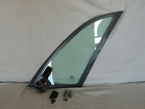 Roadmaster Caprice Station Wagon Driver Left Rear Wing Vent Window 91 - 96 #3303