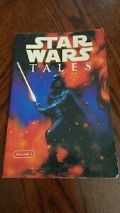 Star Wars Tales Volume 1 First Edition January 2002 Dark Horse Comics TPB