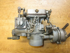 Solex Vergaser für Ford 20M V6, Capri 2,0 V6 Granada 2,0 V6