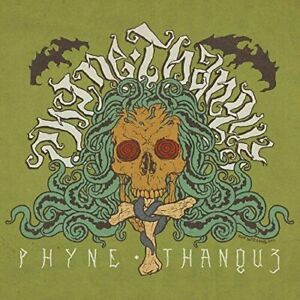 PHYNE THANQUZ Phyne Thanquz CD 12 tracks FACTORY SEALED NEW 2012 HRR Germany DOG