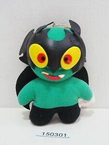 "DevilMan 150301 Nagai Go Banpresto UFO 6"" Plush 1991 Stuffed Toy Doll Japan"