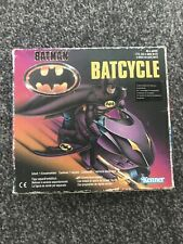 Kenner Vintage Batman The Dark Knight Collection Batcycle Contents Still Sealed