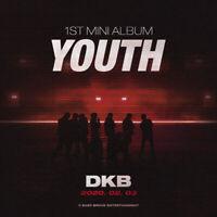 DKB [YOUTH] 1st Mini Album DARK B CD+64p Foto Buch+1p Foto Karte K-POP SEALED