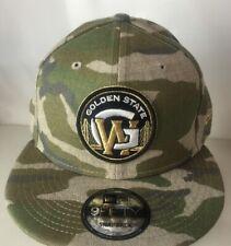 Golden State Warriors Hat Cap 9FIFTY Snapback Golden Gate Bridge Logo Spellout