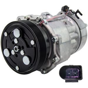 Compressor Air Conditioning for VW Bora Golf 4 1J 1.4-2.3 V5 transporter T5 bus
