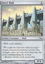 *MRM* FR 4x Mur d'acier / Steel Wall MTG Mirrodin