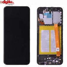 Para Samsung Galaxy A20e SM-A202F/DS Pantalla LCD Digitalizador de pantalla táctil + marco OEM