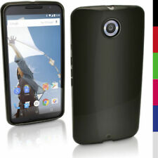 Custodie preformate/Copertine nero Per Motorola Nexus 6 per cellulari e palmari