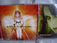 Within Temptation- Mother Earth- 5 & 10 Tracks- 2 CDs