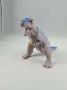 DINOSAUR FIGURE T REX tyrannosaurus trex 1987 PLAYSKOOL Toy