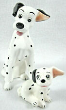 Disney 101 Dalmatians Ceramic Dogs Pongo & Puppy