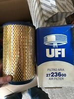 Ufi Air Filter C1589/3 Alfa Romeo 147, 156, 166, GT, GTV, Spider New