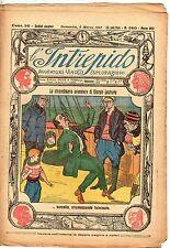 rivista L'INTREPIDO ANNO 1927 NUMERO 380