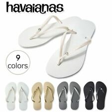 8253e6abf5339 Havaianas Slim Crystal Glamour Women s Flip Flops Variety of Colors All  sizes