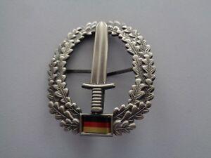 A12-AD14 Barett Abzeichen Bundeswehr KSK Special Forces