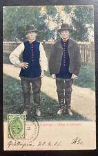 1906 Poland Russia Empire Picture Postcard Cover PPC To Subotica Hungary