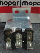 NOS 79 78 77 MoPar Dodge Truck M880 Ramcharger Lil Red Express Alternator Relay