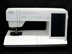 PFAFF CREATIVE SENSATION PRO SEWING MACHINE