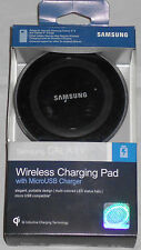 Samsung Wireless Charging Pad For QI Compatible Devices - Black