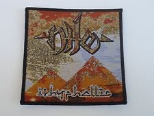 NILE ITHYPHALLIC WOVEN PATCH