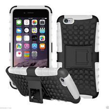Heavy Duty Tough Shockproof With Stand Hard Case Cover For Apple iPhone / iPod