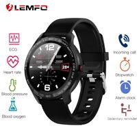 LEMFO smart watch Étanche homme femme Montre Intelligente for Android ios phone