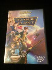 WALT DISNEY TREASURE PLANET DVD