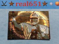1996 Select Certified Gold Team #5 TROY AIKMAN | Foil SP | Dallas Cowboys | HOF