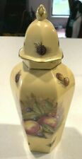 VINTAGE AYNSLEY ORCHARD GOLD URN FINE BONE CHINA MADE IN ENGLAND
