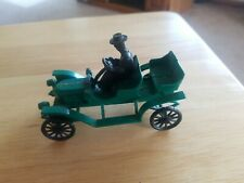 Vintage Revell Toys Action Miniature Car with Driver plastic