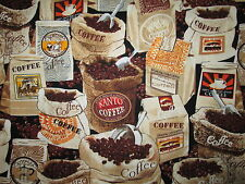 SPECIALTY COFFEE BAGS BRANDS JAVE BAG COTTON FABRIC BTHY