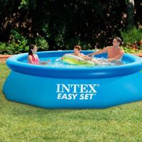 "Intex Easy Set Up 10' x 30"" Paddling  Swimming Pool"