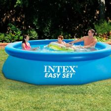 "Intex Easy Set Up 10' x 30"" Paddling  Swimming Pool"