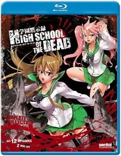 High School of the Dead: Complete Col (2011, Blu-ray NIEUW) BLU-RAY/WS2 DISC SET