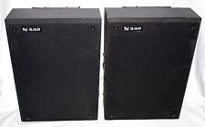EV Electro Voice SL10-2V Slanted Two-Way Cinema Surround Speakers FREE Shipping