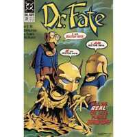 Doctor Fate (1988 series) #23 in Near Mint condition. DC comics [*he]