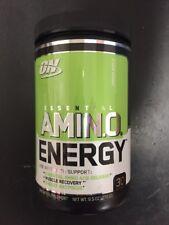 Optimum Nutrition Essential Amino Energy - Green Apple - 30 Servings - 9.5oz