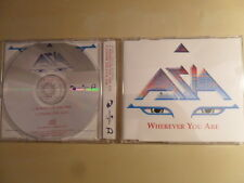 Asia/Wherever you are 2000 Promo 2 Track/MCD
