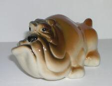 PORCELAIN Figurine DOG BOSS