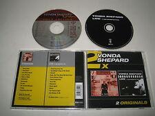 VONDA SHEPARD/CHINATOWN LIVE A RETROSPECTIVE(EDEL/0189192ERE)2xCD ALBUM
