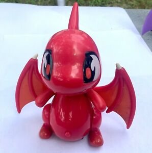 Neopets Voice Activated Pet Red Shoyru Electronic pet toy