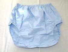 PVC-U-Like PVC Pants Baggy Brief Blue Panties Knickers Plastic L Roleplay Unisex