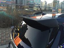 FRP Rear Spoiler Black Color 1Set For GM Chevrolet TRAX 2013 2016