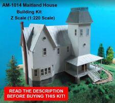Animek Z 1014 Scale 1:220 Maitland House from Beetlejuice KIT *NEW $0 Ship