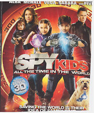 SPY KIDS ALL THE TIME IN THE WORLD 3D (3D Blu-ray Disc Only, 2013)